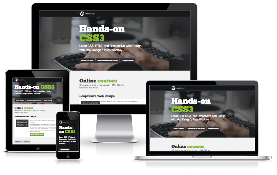 Hands-on CSS3