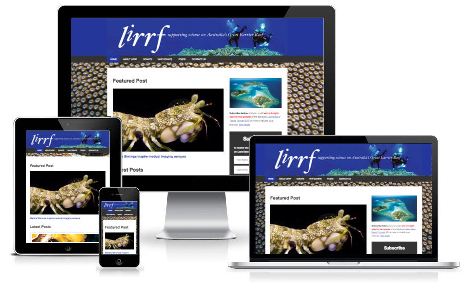 Lizard Island Reef Research Foundation