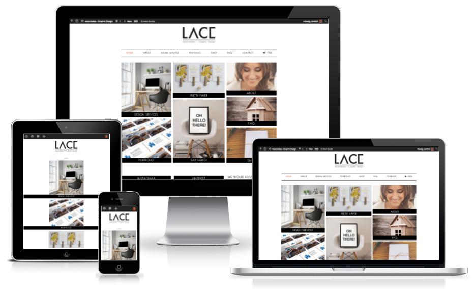 lacecreates - Graphic Design